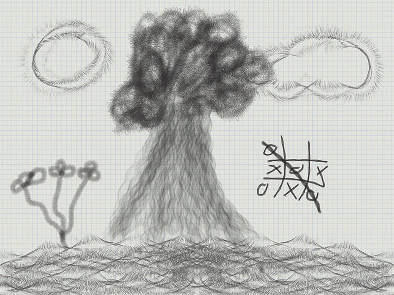 Scribblify App Artwork - Pencil Sketch